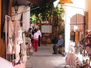 Laiki Geitonia Street