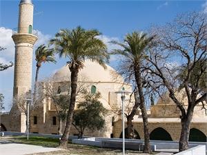Mosque of Hala Sultan Tekke