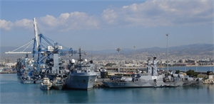Limassol Port 2
