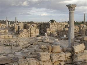 Curium ruins