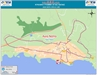 201 Bus Route Map - OSEA Buses, Famagusta