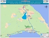 501 Bus Route Map - OSEA Buses, Famagusta