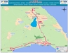 502 Bus Route Map - OSEA Buses, Famagusta