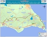 706 Bus Route Map - OSEA Buses, Famagusta