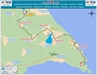 708 Bus Route Map - OSEA Buses, Famagusta