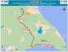 709 Bus Route Map - OSEA Buses, Famagusta