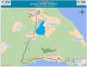 710 Bus Route Map - OSEA Buses, Famagusta